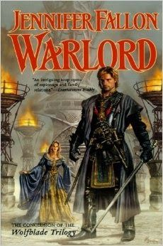Warlord by Jennifer Fallon