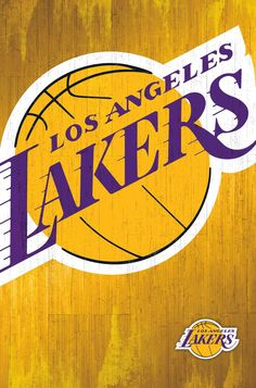 A fantastic poster for fans of the LA Lakers - one of the most legendary teams in NBA basketball! Need Poster Mounts. Los Angeles Lakers Logo, Nba Los Angeles, Nba Basketball Teams, Basketball Posters, Lakers Wallpaper, Basketball Drawings, Kobe Bryant Black Mamba, Kobe Bryant 24, Lakers Kobe