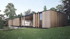 habitação unifamiliar | Strom Architects  ~ Great pin! For Oahu architectural design visit http://ownerbuiltdesign.c
