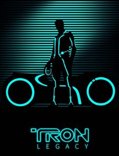 Alternate poster for one of the coolest films ever made! Tron Legacy, Cyberpunk Aesthetic, Neon Aesthetic, Trondheim, Maquillage Phosphorescent, Tron Art, Tron Uprising, Arcade, Alternative Movie Posters