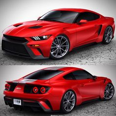 Mustang + GT = GTT!! SEMA is going to be insane this year, especially with this GTT! ZeroTo60 Designs created this mustang with 2017 GT inspired design! Totally new bodywork, splitters and wheels give it a GT-esq sexyness!! The 5.0L coyote V8 now has a Supercharger to make 800HP!! YES, it's hitting production in limited numbers starting in 2017!