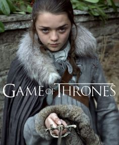 Arya Stark. Love her!!