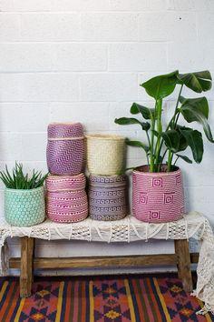 Oaxaca Baskets /// Bohemia Home ///  Rhode Collective