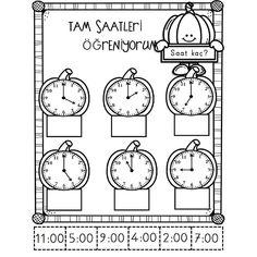 202 En Iyi Saat Goruntusu Saatler Matematik Ve Egitim