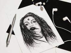 "Páči sa mi to: 197, komentáre: 2 – ✖️ SjusiArt ✖️ (@_sjusi_) na Instagrame: ""#draw #drawing #artwork #paint #instaartist #art #artist #arte #creative #artsy…"""