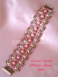 TUTORIAL LUCREZIA bracelet / bracciale