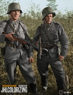 Finnish Lieutenant Esa Seeste (right) and voluntary American-Finnish Second Lieutenant with PPD-34 (Pistolet-pulemjot Degtjarjova) in Koivisto 30.9.1941. Esa Seeste was a Finnish gymnast who won bronze at the Berlin 1936 Olympics. He died in Helsinki after celebration of war veterans in 1997. 1936 Olympics, Second Lieutenant, Ww2 Uniforms, Ww2 History, Armed Forces, World War Ii, Wwii, Vintage Photos, Two By Two