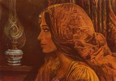 Nazir Nabaa (Born 1938. Damascus, Syria)