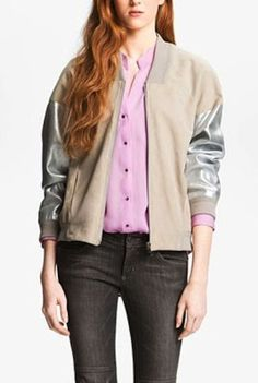 Dress up or down with this versatile jacket