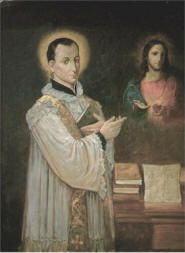 """St. Claude de la Colombiere:               """"The grace of God is a seed we must not stifle, but neither should we expose it too much.  We must cherish it in our hearts and not let it appear much to others."""""""
