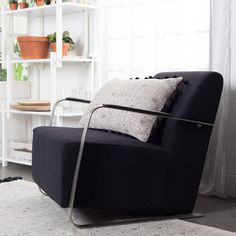 Decospot | Bedroom | Zuiver Adwin Lounge Chair. Available at decospot.be webshop.