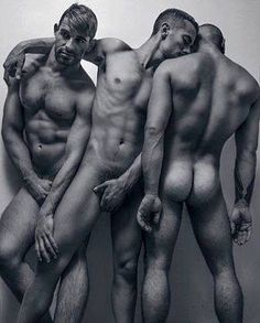 Know nothing Black male nude photography