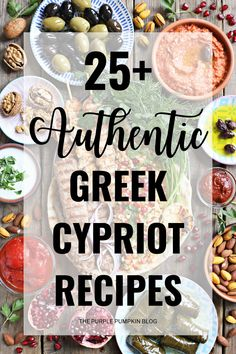 If you love Greek food, and are looking for authentic Greek Cypriot Recipes then look no further as there are recipes here for you to try! Whether you are looking for some mealtime inspiration to Meze Recipes, Mexican Food Recipes, Fun Cooking, Cooking Recipes, Healthy Recipes, Greek Lasagna, Greek Meze, Cyprus Food, Greek Orzo Salad