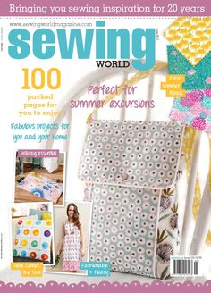 ISSUU - Sewing world 2015 06 by nada