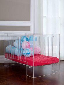 Beyonce has this! Nurseryworks Vetro Crib