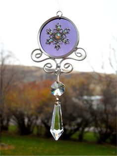 Stained Glass Suncatcher Ornament - Google Search