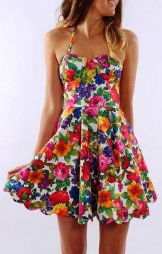 oasap floral dresses | summer, dress styles and flower dresses