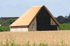 Een sjieke schapenboet op Texel