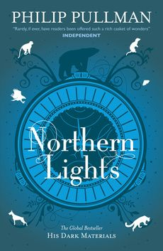 Phillip Pullman's Northern Lights aka The Golden Compass, but please don't blame the book for the movie on this one!