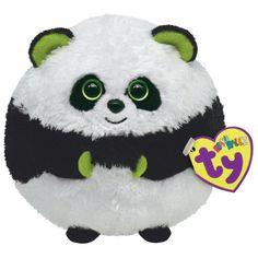 Bonsai Ball Panda - Beanie Ballz