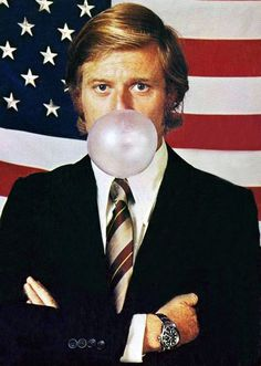 Robert Redford, The Candidate (El Candidato), 1972.