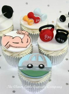 Permanent link to Gym Cupcakes