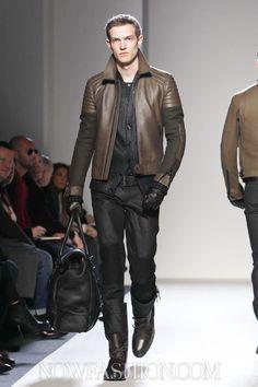 Belstaff Menswear Fall Winter 2013 Milan