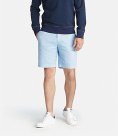 Constructed from crisp 3x1 twill, our Sharpe Shorts feature a classic fit and clean-finished seams. Dressed-up with a belt, button-down shirt, and loafers, they exude effortless style - but they pair equally well with sneakers and a t-shirt.