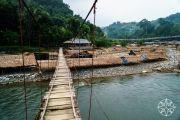 Bukit Lawang, North Sumatra, Indonesia