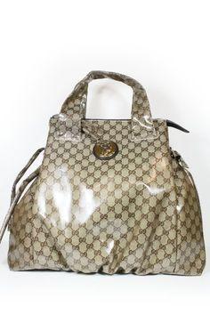b635649bd2f940 Gucci Handbags Large Beige Brown (coating) Leather « Clothing Impulse Handbags  Nz, Replica
