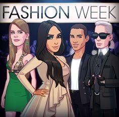 Kim Kardashian: Hollywood x Fashion Week 2016