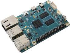 La alternativa a Raspberry Pi de cuatro núcleos por 35 dólares