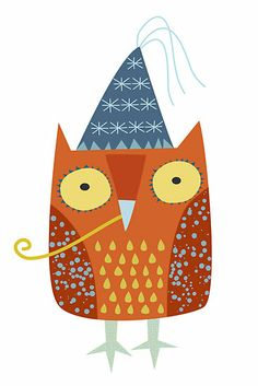 owl by Nic Squirrell