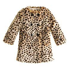 Girls' wildcat coat with Thinsulate®
