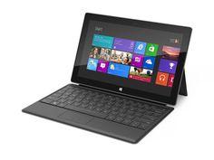 Microsoft Surface è il primo tablet interamente prodotto da Microsoft, ed equipaggiato con Windows 8.