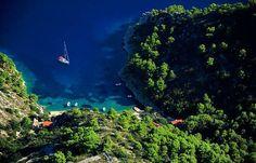 Island Solta, Croatia