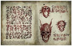 Ash vs. Evil Dead Necronomicon 1