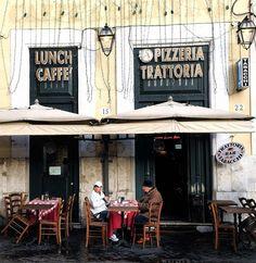 ROME - Pizzeria Trattoria