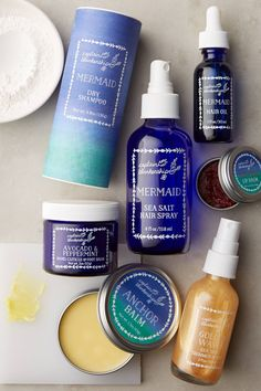 Anthropologie - Captain Blankenship Mermaid Dry Shampoo and more