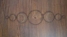 Phases of the Moon Dreamcatcher by TheOceanBohemian on Etsy