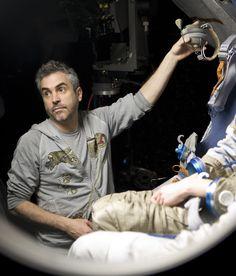 Después de películas como #HijoDeLosHombres o #YTuMamaTambien, El director mexicano #AlfonsoCuaron  triunfa con #Gravity