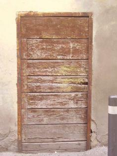 A good italian door :P