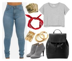 """""""Untitled #223"""" by anaj-7 on Polyvore featuring Monki and MANGO"""