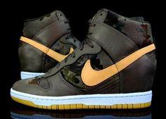 "Liberty x Nike WMNS Dunk Sky High ""Floral"" #sneakers #kicks"