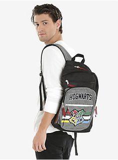 Heading back to Hogwarts? | Hogwarts Collegiate Backpack