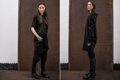 Exclusive: Thamanyah Debuts Womenswear