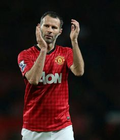 Ryan Giggs expecting lots of goal-den oldies Sport Icon, Manchester United, Wales, The Unit, Football, Photo And Video, Sports, Den, Goal