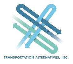 Transportation Alternatives logo alternative