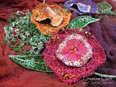 Textile Art: Fabric