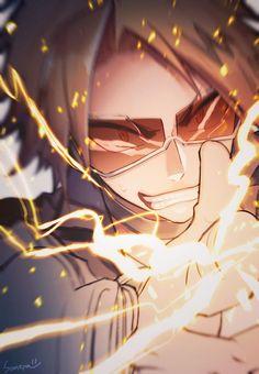 My Hero Academia - Kaminari Denki #MyHeroAcademia  #KaminariDenki #cosplayclass